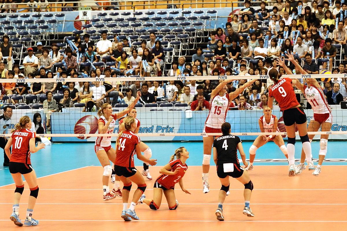 FIVB女子バレーボールワールドグ...